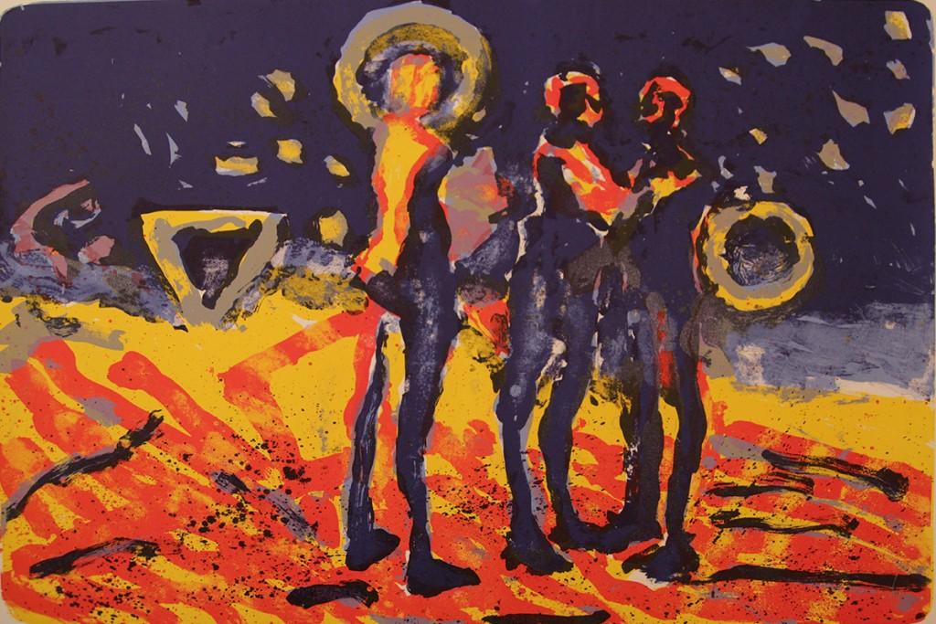 """Frans Widerberg, """"Magikere"""", 18 000,-"""