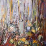 "Svein Johansen, ""Nature Morte"", 90x70 cm, 30 000,-"