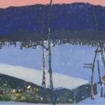 """Rolf Nerli """"Stille som sne"""" hos Galleri Hanne"""
