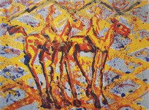 Frans Widerberg hos Galleri Hanne