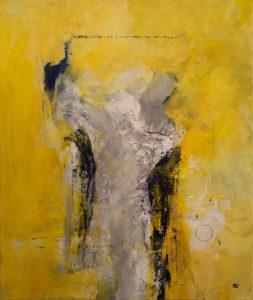 """Gul torso"" fra Mathis Nango"