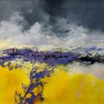 Lyset og landskapet II av Mathis Nango