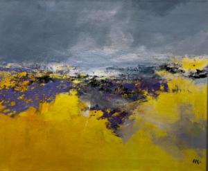 Lyset og landskapet III av Mathis Nango