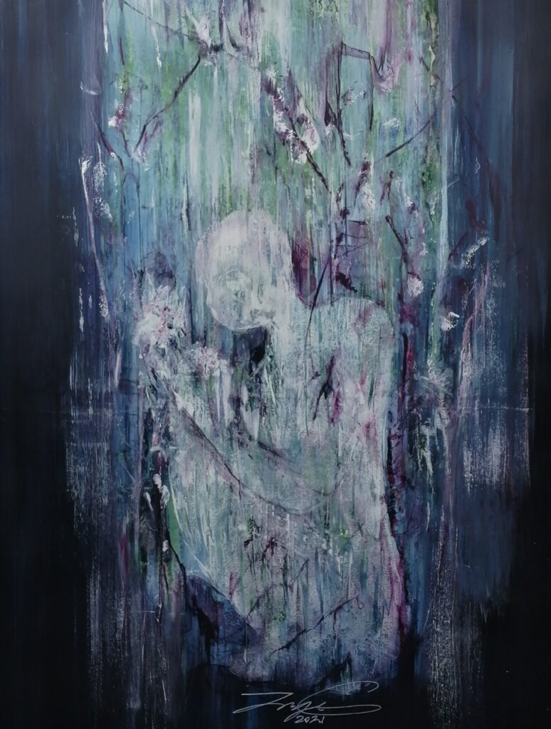 Under treet, av Inge Gravdal