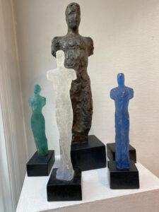 Skulpturer fra Nico Widerberg